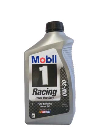 Моторное масло MOBIL 1 Racing SAE 0W-30 (0,946л)