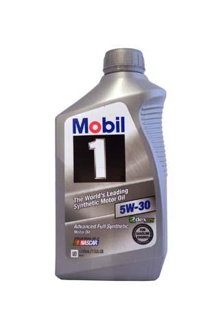 Моторное масло MOBIL 1 SAE 5W-30 (0,946л)