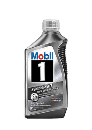 Трансмиссионное масло MOBIL 1 Synthetic ATF (0,946л)