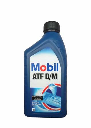 Трансмиссионное масло MOBIL ATF D/M (0,946л)