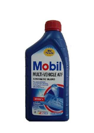 Трансмиссионное масло MOBIL ATF Multi-Vehicle (0,946л)