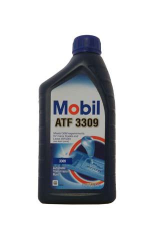 Трансмиссионное масло MOBIL ATF 3309 (0,946л)