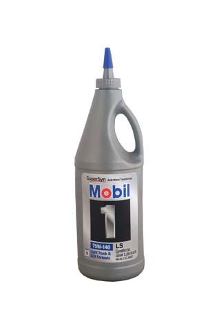 Трансмиссионное масло MOBIL 1 Syn Gear Lube LS SAE 75W-140 (0,946л)