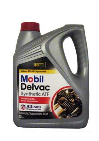 Трансмиссионное масло MOBIL Delvac Synhetic ATF (3,78л)