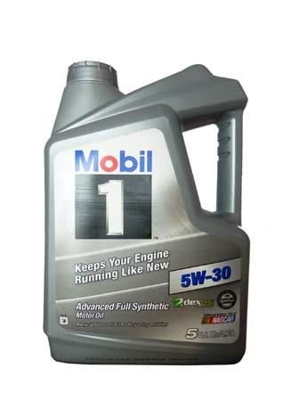Моторное масло MOBIL 1 SAE 5W-30 (4,73л)