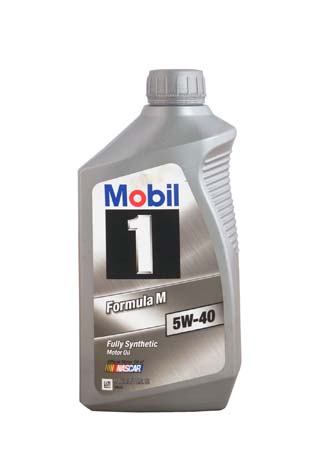 Моторное масло MOBIL 1 Formula M SAE 5W-40 (0,946л)