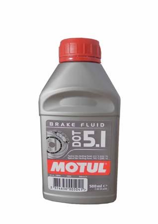 Тормозная жидкость DOT 5.1 BF 0 5л
