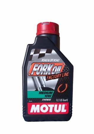 Вилочное масло Fork Oil Medium FL 10W 12 1л