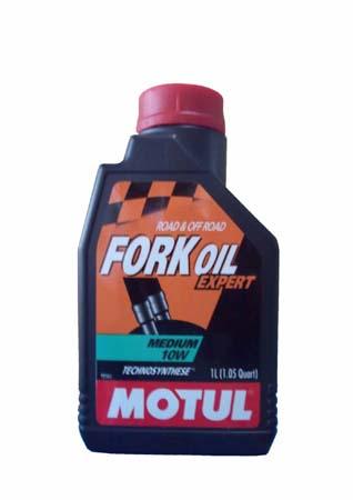 Гидравлическое масло MOTUL Fork Oil Expert Medium SAE 10W (1л)