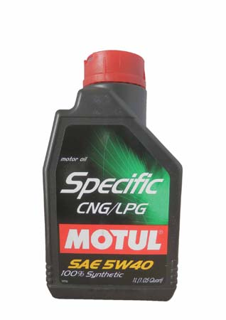 Моторное масло MOTUL Specific CNG/LPG, 5W-40, 1л, 101717