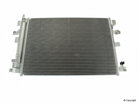Радиатор кондиционера внешний