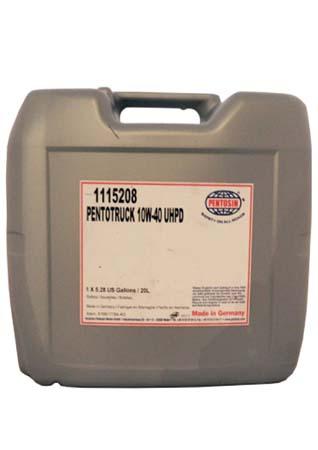Моторное масло PENTOSIN Pentotruck SAE 10W-40 UHPD (20л)