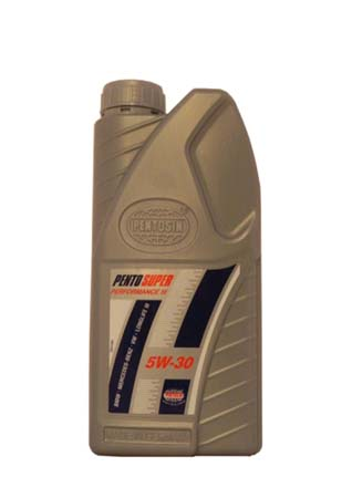 Моторное масло PENTOSIN Pento Super Perfomance III SAE 5W-30 (1л)