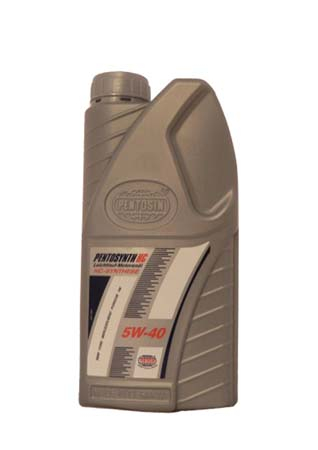 Моторное масло PENTOSIN Pentosynth HC SAE 5W-40 (1л)
