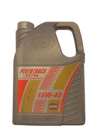 Моторное масло PENTOSIN Pentotruck Extra SAE 15W-40 (5л)