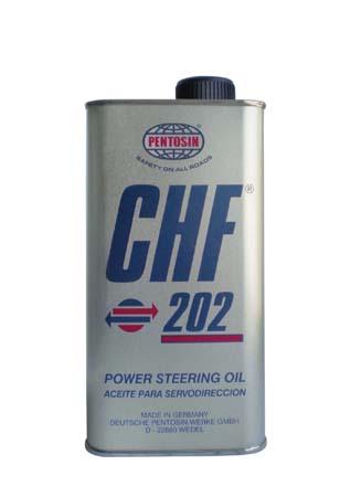 Жидкость для гидроусилителя PENTOSIN CHF 202 (1л)