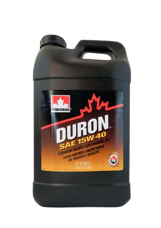 Моторное масло PETRO-CANADA Duron SAE 15W-40 (10л)