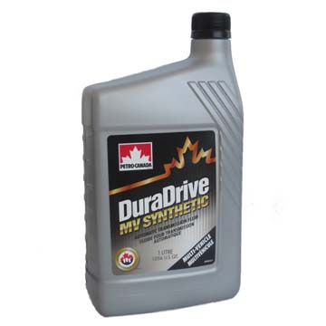 Трансмиссионное масло PETRO-CANADA DuraDrive MV Synthetic ATF (1л)