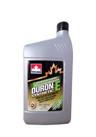 Моторное масло PETRO-CANADA Duron-E Synthetic SAE 5W-40 (1л)