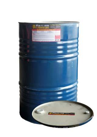 Антифриз готовый к прим. оранжевый PRIDE XL-50/50 Extended Life Antifreeze & Coolant (208л)