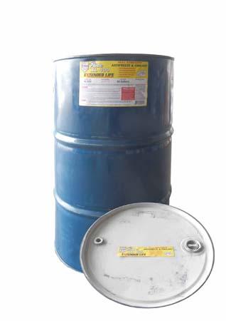 Антифриз концентрированный, оранжевый PRIDE XL-100 Extended Life Antifreeze & Coolant (208л)