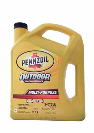 Моторное масло для 2-Такт лод. мот. PENNZOIL Outdoor Multi-Purpose 2-Cycle (3,785л)