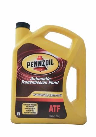 Трансмиссионное масло PENNZOIL Automatic Transmission Fluid (3,785л)