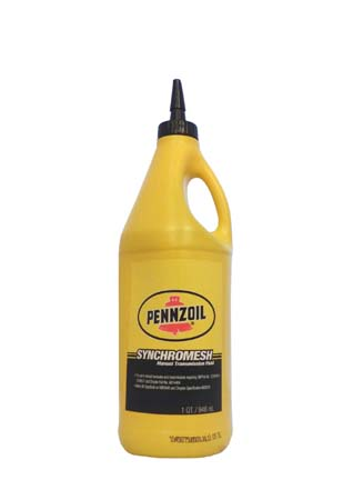 Трансмиссионное масло PENNZOIL Synchromesh Manual Transmission Fluid (0,946л)