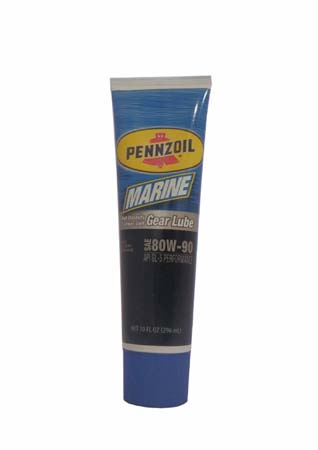 Трансмиссионное масло PENNZOIL Marine High Viscosity Lower Unit SAE 80W-90, API-GL-5 (0,296л)