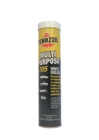 Смазка PENNZOIL Multi-Purpose 705 White Grease (397гр)