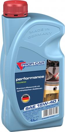 PROF 15W40 (1 L) Performance SAE_ минеральное масло моторное!\ API: SL/CF PROFI-CAR 17131