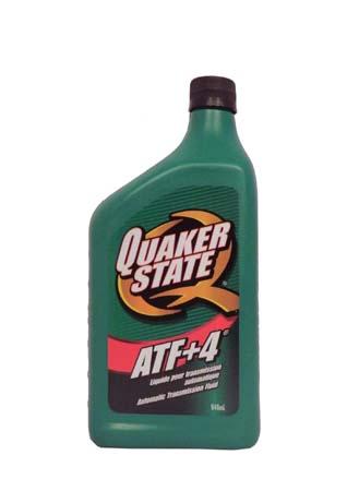 Трансмиссионное масло QUAKER STATE ATF+4 (0,946л)