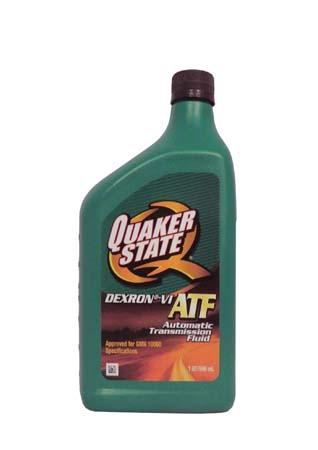 Трансмиссионное масло QUAKER STATE Dexron-VI ATF (0,946л)