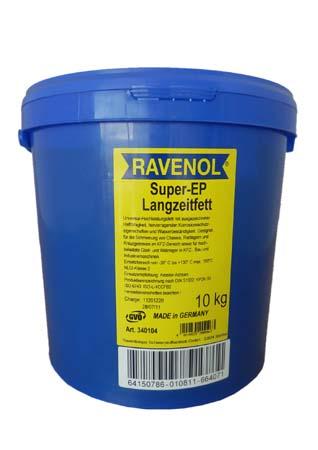 Смазка RAVENOL Super EP-Langzeitfett (10кг)*