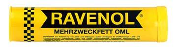 Смазка RAVENOL Mehrzweckfett OML (0,4кг)
