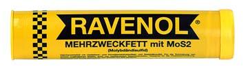 Смазка RAVENOL Mehrzweckfett m.MOS 2 (0,4кг)
