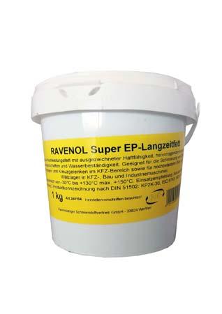 Смазка RAVENOL Super EP-Langzeitfett (1кг)