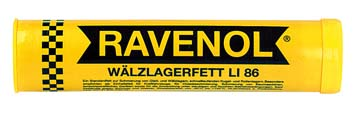 Смазка RAVENOL Waelzlagerfett LI-86 ( 0,4кг)