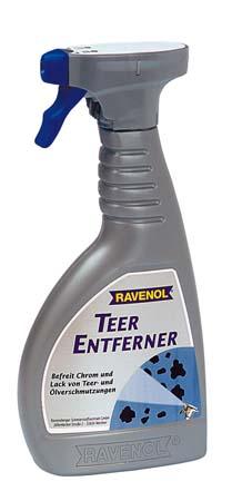 Снятие битумных пятен RAVENOL Teerentferner (0,5л)