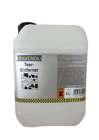 Снятие битумных пятен RAVENOL Teerentferner (5л)