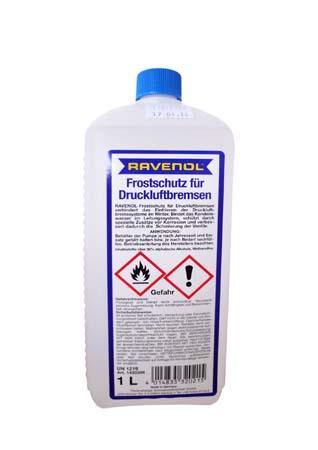 Антифриз бесцветн RAVENOL Frostschutz f?r Druckluftbremsen ( 1л)
