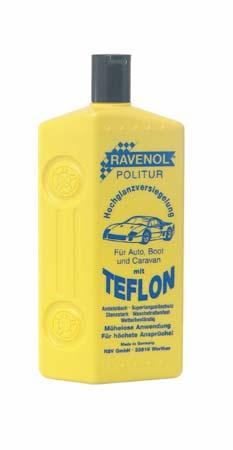 Полироль с тефлоном RAVENOL Autopolitur (0,5л)