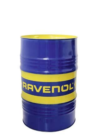 Тормозная жидкость RAVENOL DOT-4 (208л)