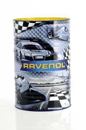 Моторное масло RAVENOL HPS SAE 5W-30(208л) цвет