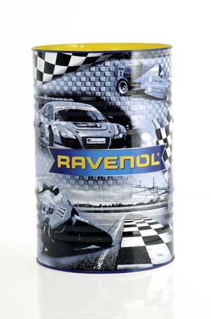 Моторное масло RAVENOL LLO SAE 10W-40(208л) цвет
