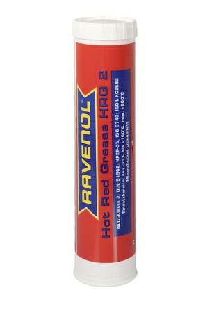 Смазка RAVENOL Hot Red Grease HRG 2 ( 0,4кг)