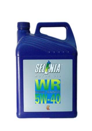 Моторное масло SELENIA WR SAE 5W-40 (5л)