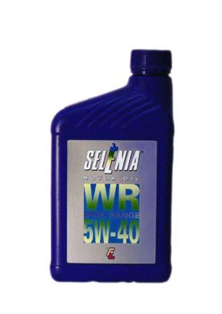 Моторное масло SELENIA WR SAE 5W-40 (1л)
