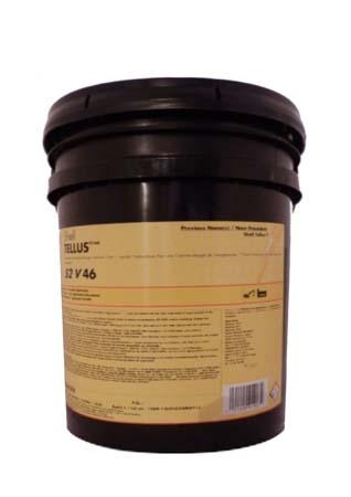 Гидравлическое масло SHELL Tellus S2 V 46 (18,92л)
