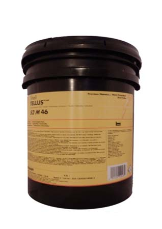 Гидравлическое масло SHELL Tellus S2 M 46 (18,92л)